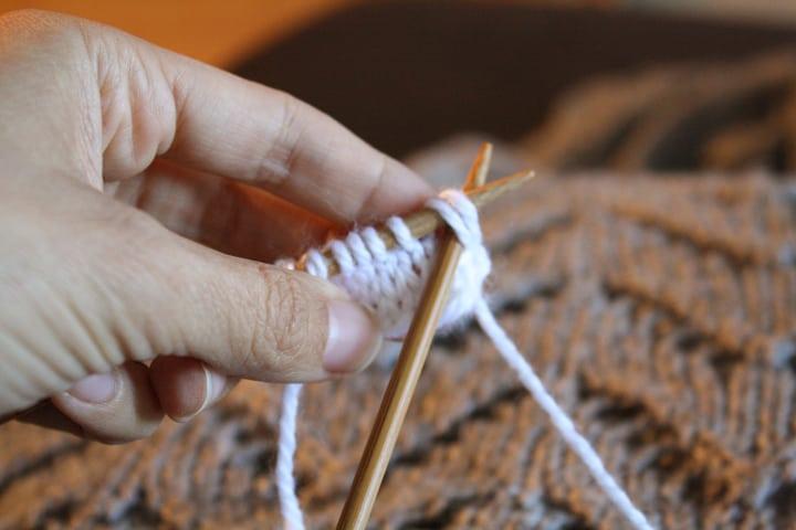 Baby Bear Ears Knitting Pattern Little Red Window