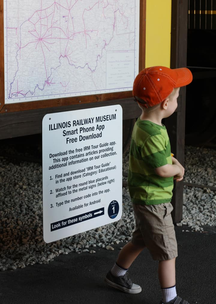 Visiting the Illinois Railway Museum