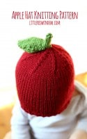 small apple_hat_baby_knitting_pattern_02_littleredwindow