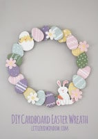 small cardboard_easter_wreath_03_littleredwindow