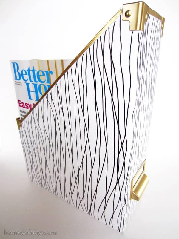 Customized-IKEA-Kasset-magazine-holder
