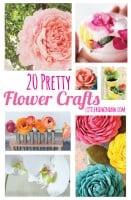 Pretty Flower Crafts