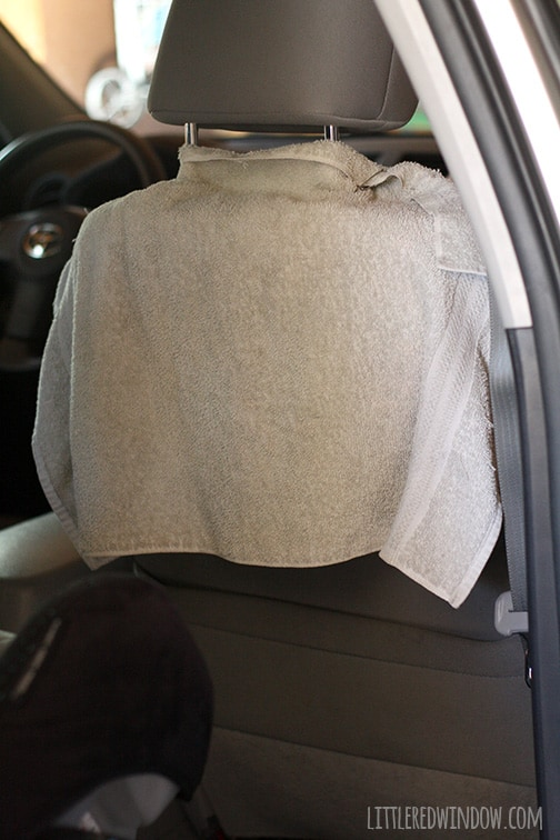 Car Seat Covers For Bad Backs