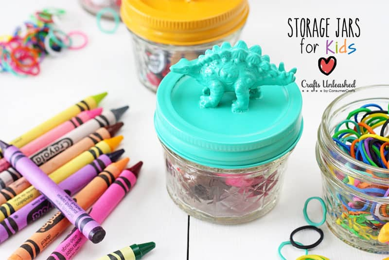 Dino-storage-jars-Crafts-Unleshed