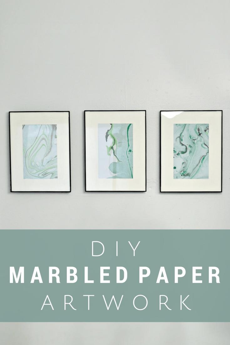 Marbling-Paper-with-Nail-Polish-1