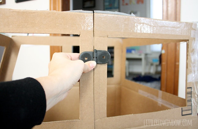 Cardboard Box Car Instructions 45 Minute Cardboard Box Car|