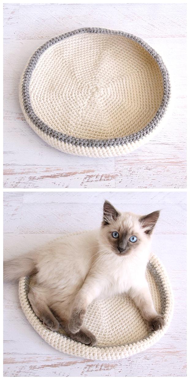 Crochet_Cat_Bed