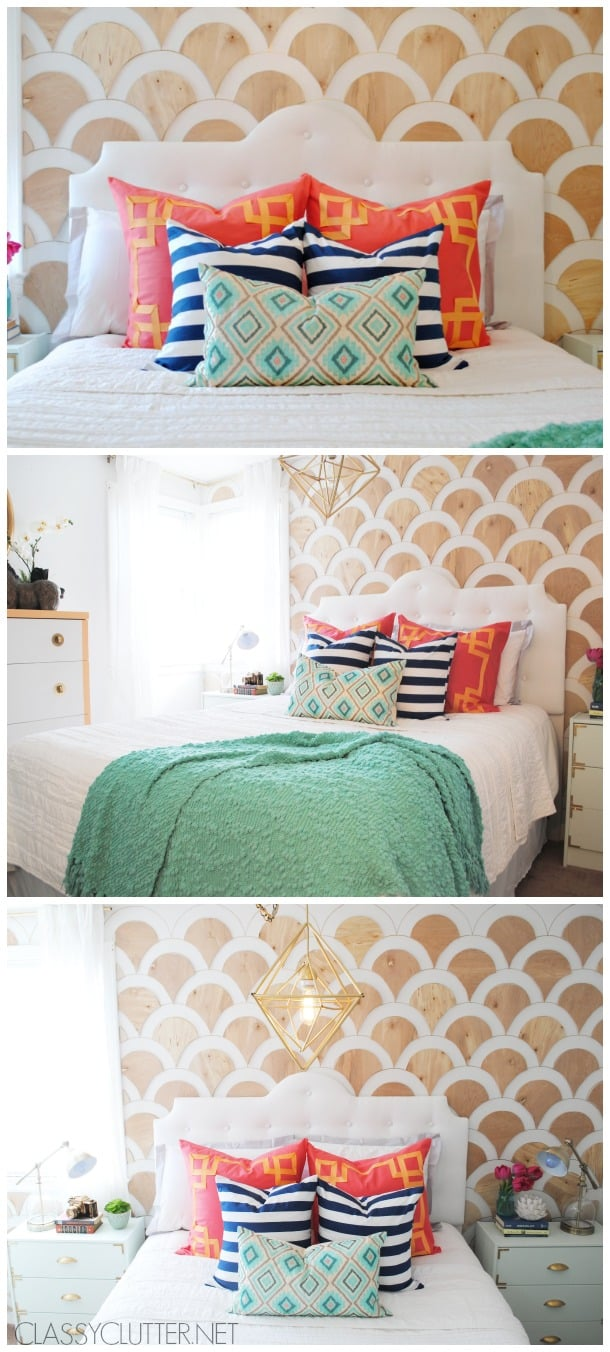 DIY-WOOD-SCALLOPED-WALL