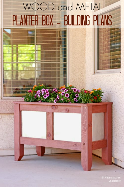20 clever diy planters pots and plant stands little red window. Black Bedroom Furniture Sets. Home Design Ideas