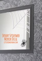 small halloween_spiderweb_mirror_decal_011_littleredwindow