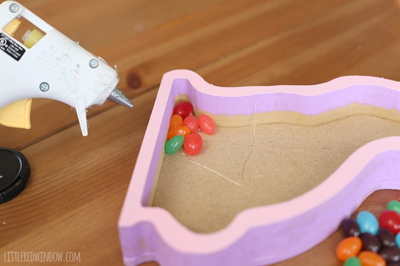 Jelly Bean Easter Bunny!   littleredwindow.com
