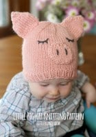 small little_pig_hat_knitting_pattern_baby_02_littleredwindow