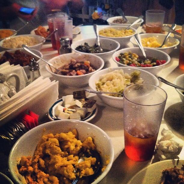 Mrs. Wilkes Dining Room in Savannah