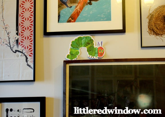 A Very Hungry Caterpillar Birthday Party by Little Red Window
