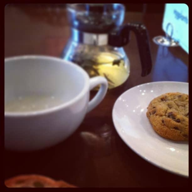 tea at Lovely
