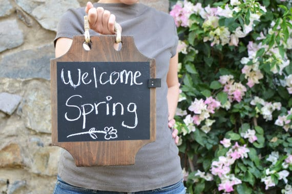 Etsy Finds No. 24 – Spring has Sprung!