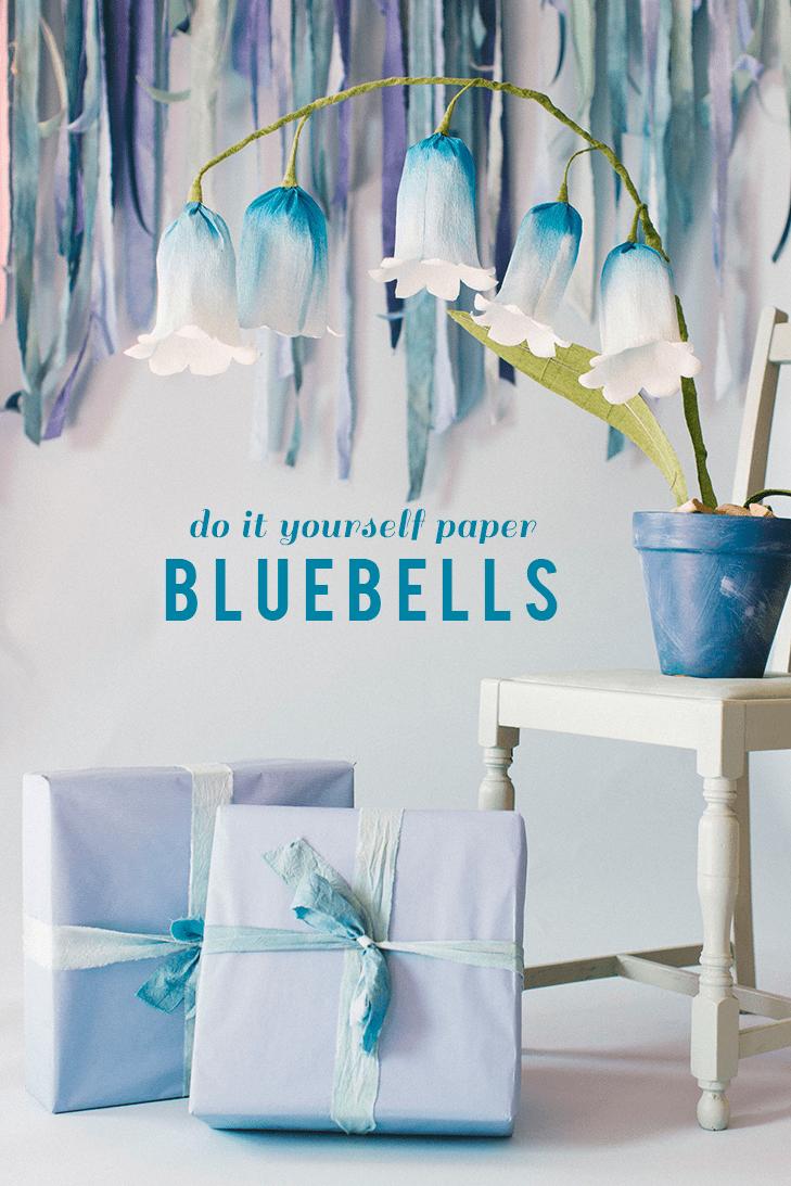 paper-bluebells