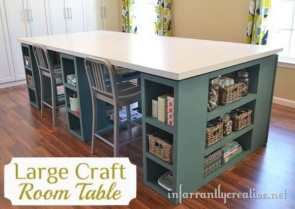 large-craft-table