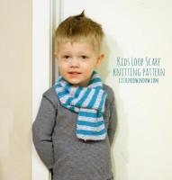 Kids Loop Scarf