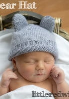 small baby bear hat