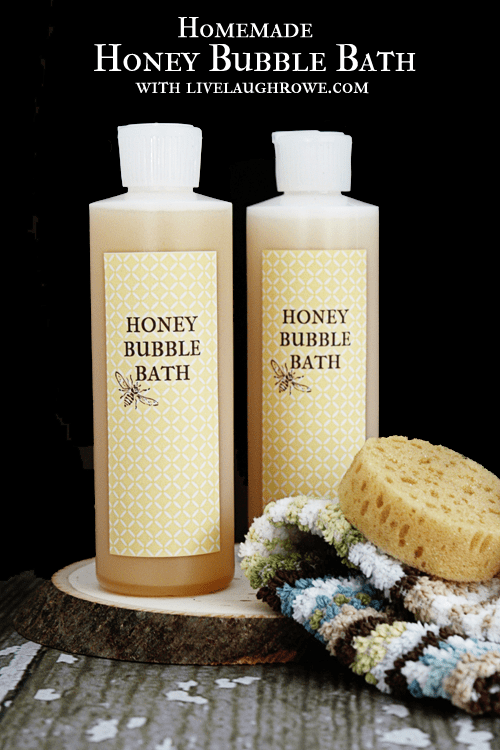 Homemade-Honey-Bubble-Bath.-Great-gift-idea-Find-the-recipe-at-livelaughrowe.com_