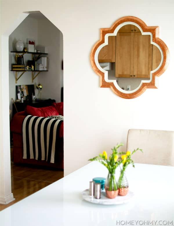 DIY-Copper-Leaf-Mirror