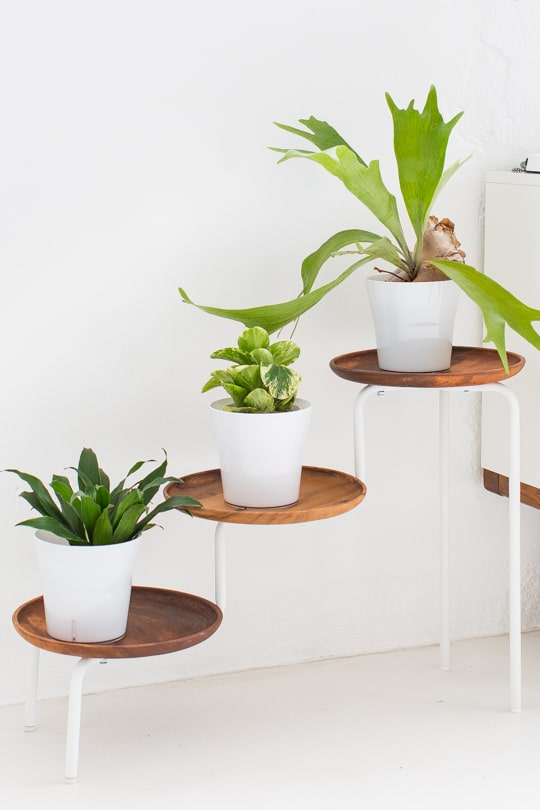 Ceramic Plant Pots With Stands. 75. Singapore Indoor Pottery ...