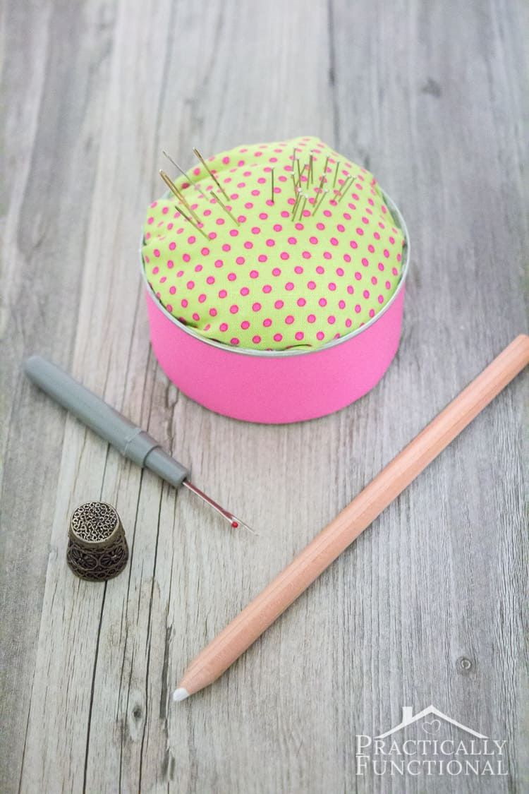Tin-Can-Pincushion
