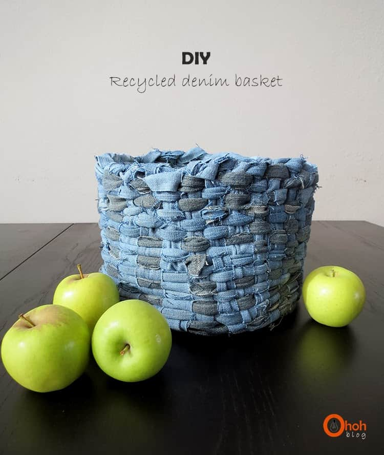 diy denim basket 3