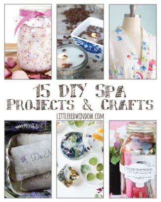 15 DIY Spa Projects and Crafts