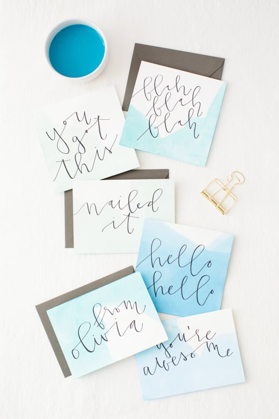 blue-dip-dyed-watercolor-diy-paper-goods-5