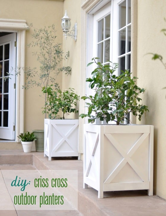 diy-criss-cross-planters
