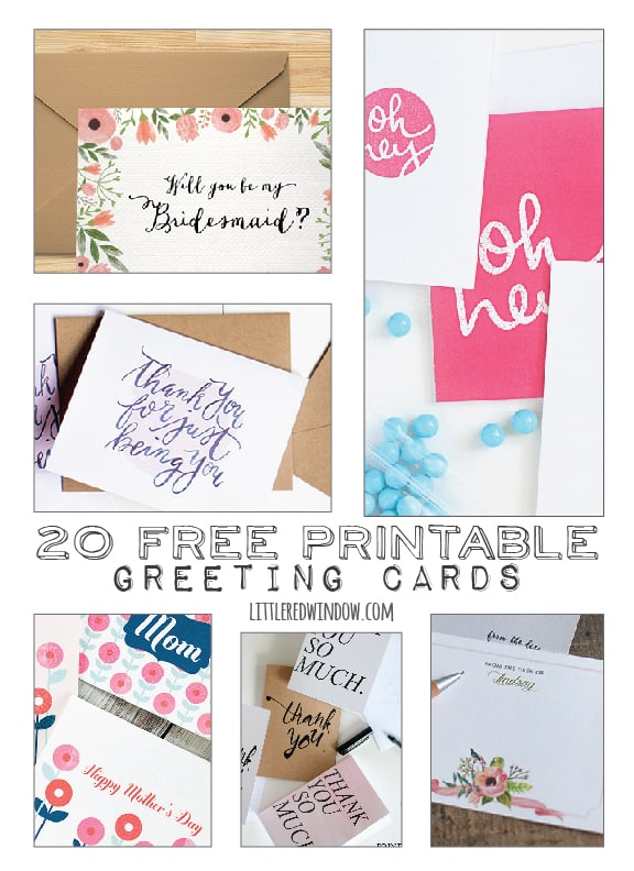 20 free printable greeting cards for all occasions littleredwindowcom