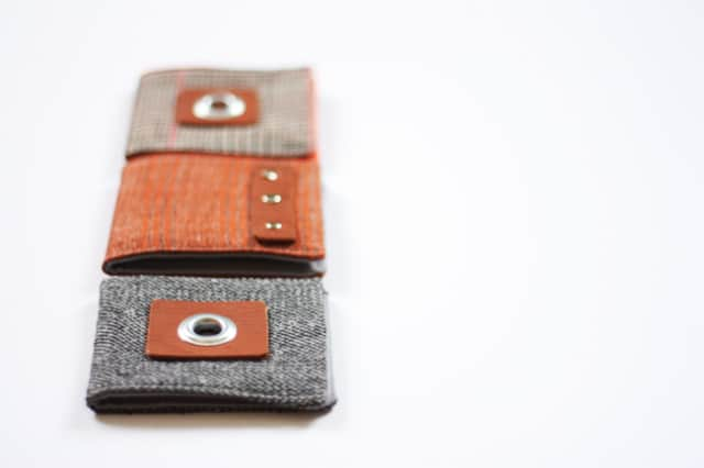 DIY wallets for boys from noodlehead