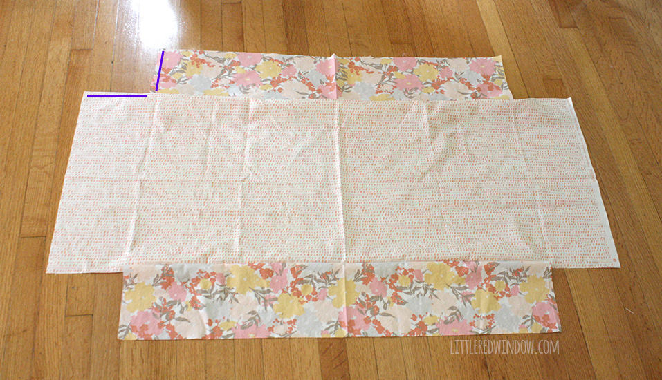 DIY Diaper Changing Pad Cover Little Red Window Gorgeous Changing Pad Cover Pattern