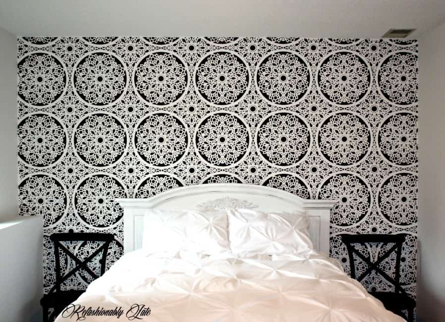 Stenciled-Room-4-898x650