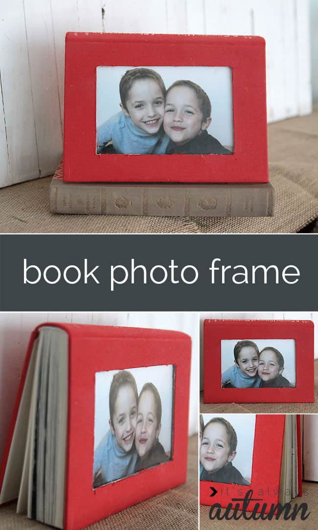 book-photo-frame-diy-make-tutorial