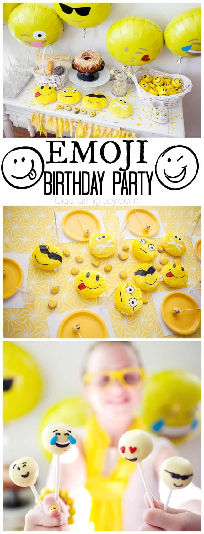 Emoji-Birthday-Party-with-Happy-Face-Emoticons
