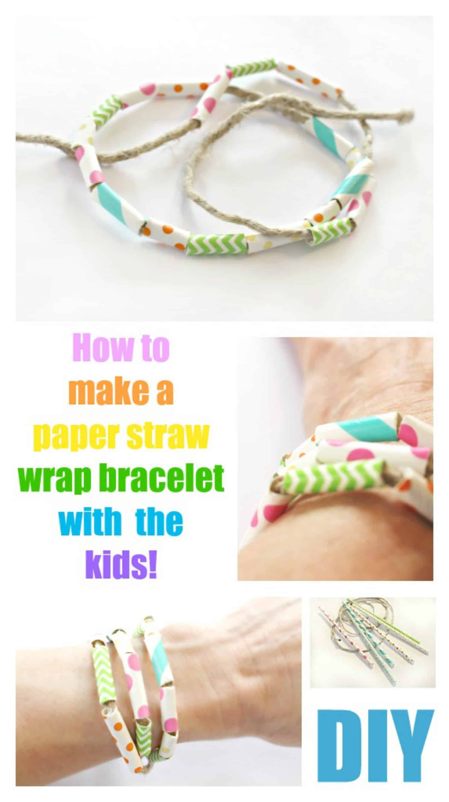 DIY-_-How-to-make-a-paper-straw-wrap-bracelet-with-the-kids-