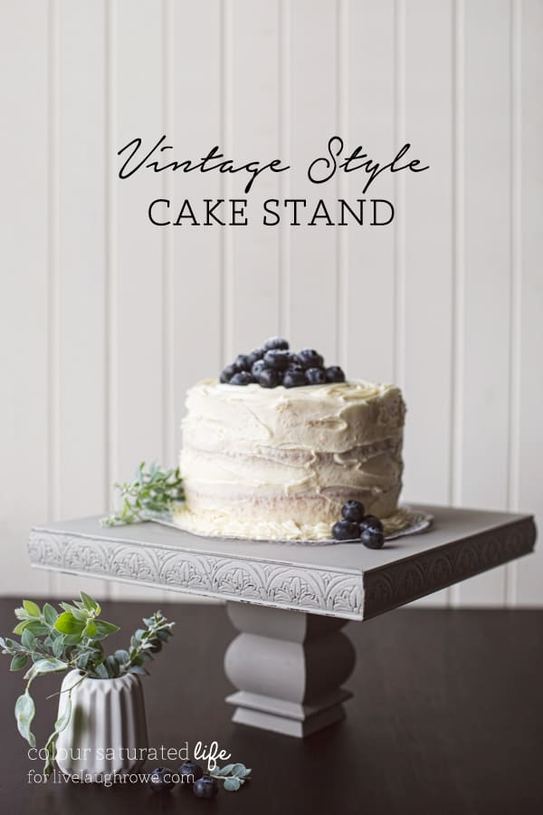 Vintage-Style-Cake-Stand