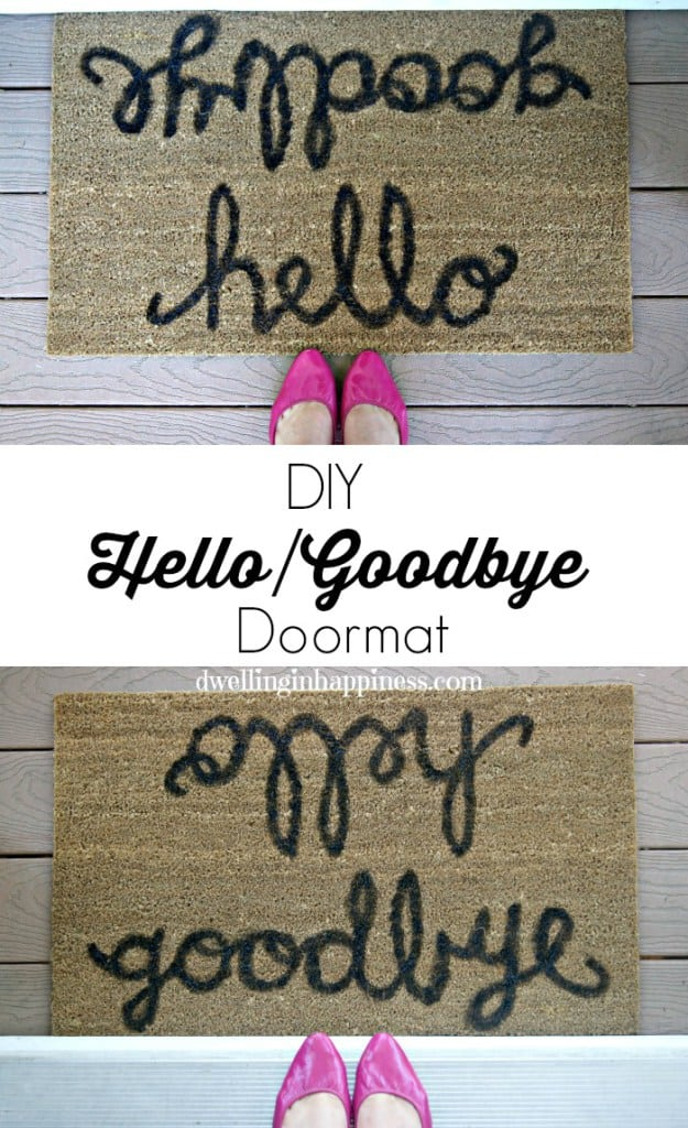DIY-HelloGoodbye-Doormat-from-Dwelling-in-Happiness