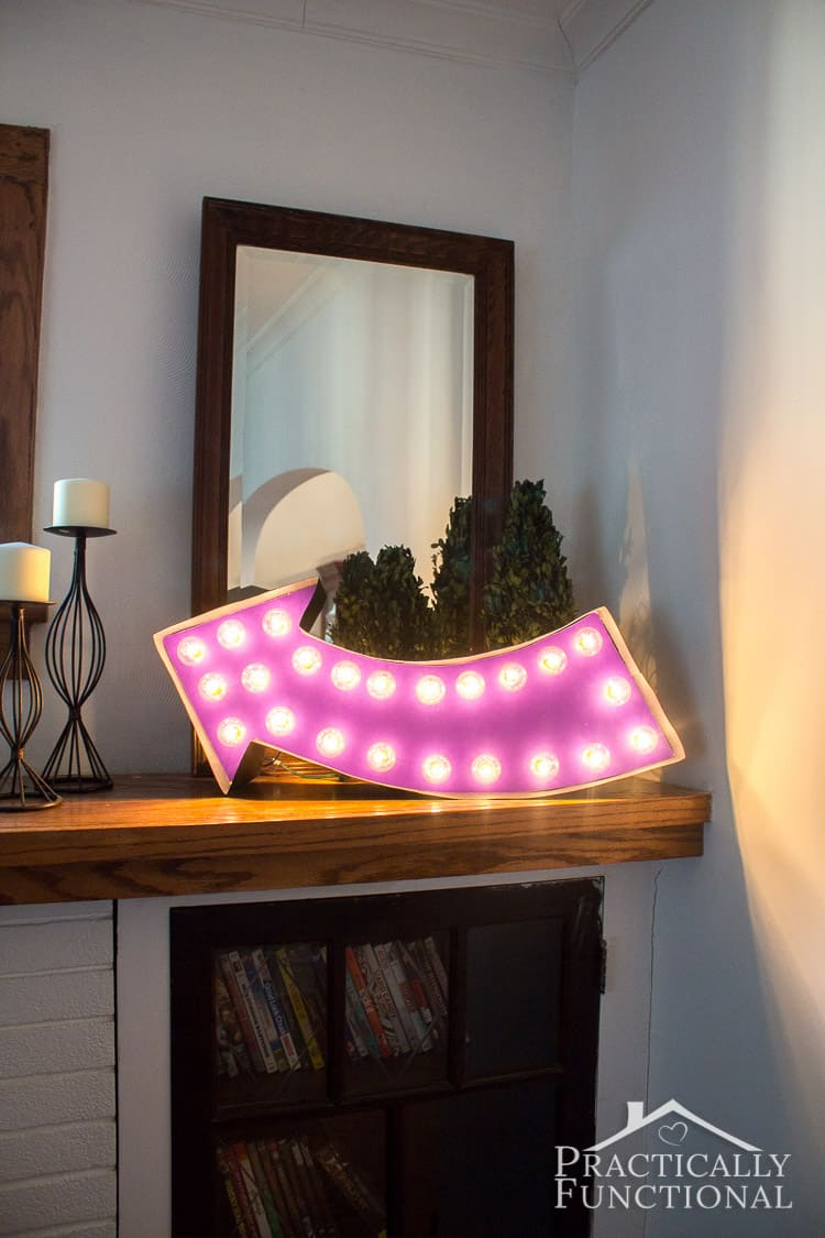 DIY-Lighted-Marquee-Arrow