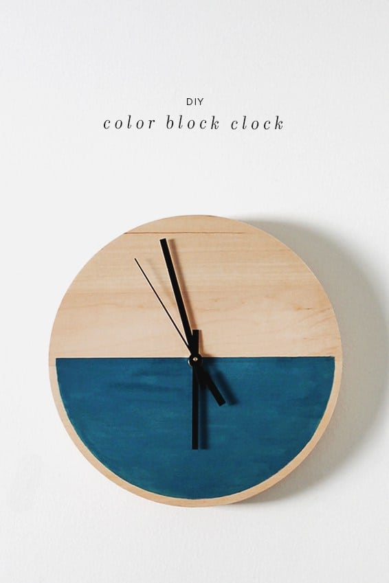 color-block-clock-diy1