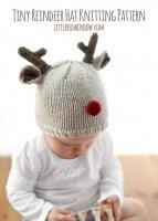small tiny_reindeer_baby_hat_knitting_pattern_01b_littleredwindow
