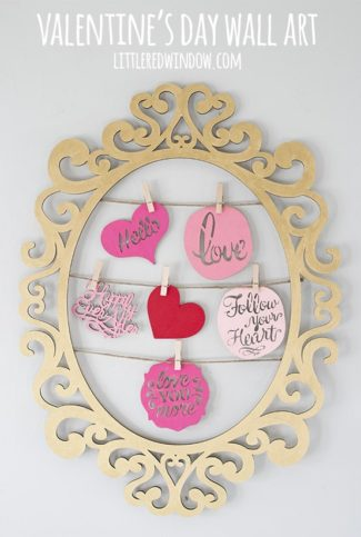 Valentine's Day Wall Art