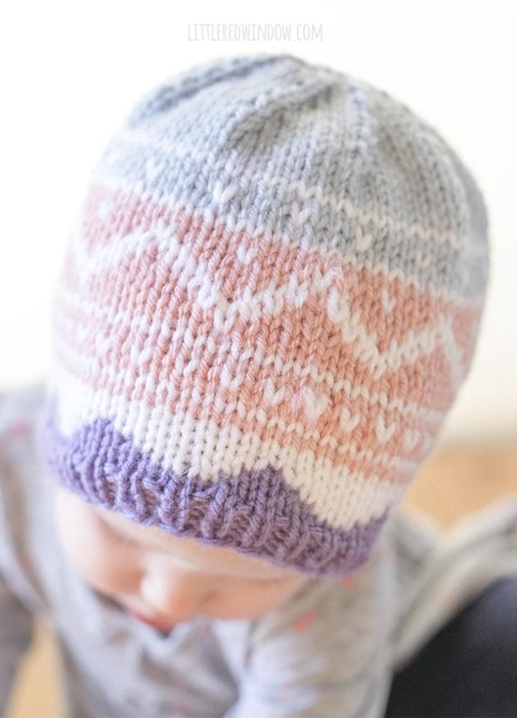 closeup of geometri patterns on an easter egg hat