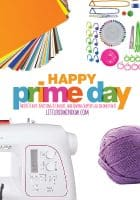 Amazon Prime Day 2017 Deals for Crafts, Sewing, Knitting and DIY!