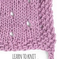 Learn to Knit Videos Archives - Little Red Window