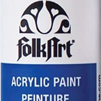 FolkArt Acrylic Paint in Assorted Colors (2 oz), 720, Cobalt