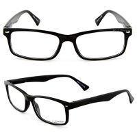 Retro Horned Rim Retro Classic Nerd Glasses Clear Lens